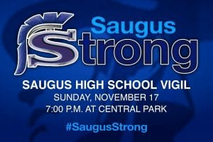 Vigil for Saugus Shooting Victims