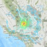 July 4 Earthquake Felt In Two States