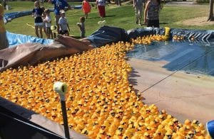 Rubber Ducky Festival Day