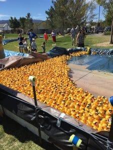 Rubber Ducky Festival Day